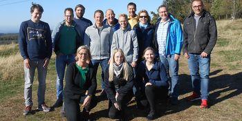 Teamauszeit im Vogelsberg