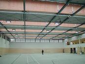 Europäische Schule Frankfurt Turnhalle