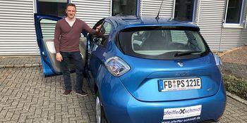 Pfeiffer & Schmidt setzt auf Elektromobilität