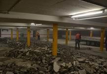 Sanierung Bodenplatte
